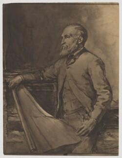 Alexander Taylor, after Theodore Blake Wirgman - NPG D40834
