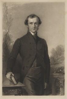 George Augustus Selwyn, by Samuel Cousins, published for  Edward Coleridge, after  George Richmond - NPG D40644