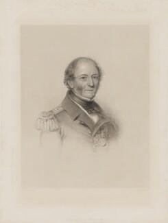 Sir George Francis Seymour, by Francis Holl, published by  Joseph Hogarth, after  John Harrison Jr - NPG D40651