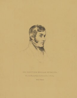 Sir William Seymour, printed by Charles Joseph Hullmandel - NPG D40656