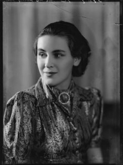 Hon. Eileen Vivien O'Brien (née de la Poer Beresford), by Bassano Ltd - NPG x155068