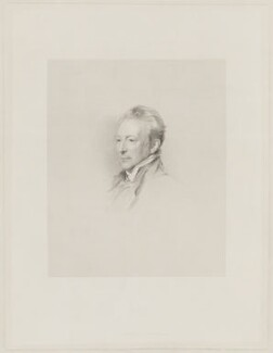 John Bird Sumner, by Francis Holl, published by  Joseph Hogarth, after  George Richmond - NPG D40907