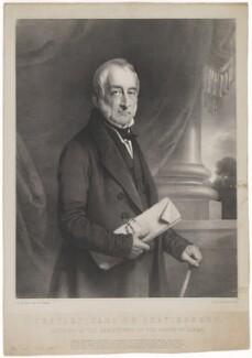 Cropley Ashley-Cooper, 6th Earl of Shaftesbury, by Charles Baugniet, printed by  M & N Hanhart, circa 1850 - NPG D40662 - © National Portrait Gallery, London