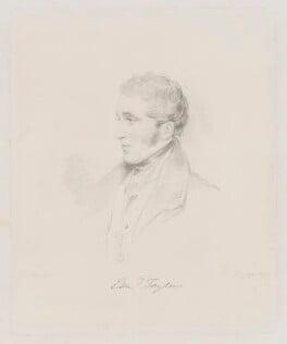 Edward Clough Taylor, by Frederick Christian Lewis Sr, after  Joseph Slater - NPG D40837