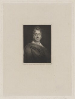 George Watson Taylor, by Edward Scriven, after  George Sanders (Saunders) - NPG D40838