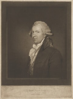 Sir Robert Shaw, Bt, by William Ward, published by  W. Allen, after  Gabriel Stuart - NPG D40682