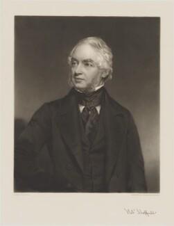 Sir Robert Sheffield, 4th Bt, by John Richardson Jackson, after  Frederick Richard Say - NPG D40686
