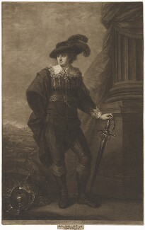 John Baker Holroyd, 1st Earl of Sheffield, by and published by John Raphael Smith, after  Angelica Kauffmann - NPG D40687