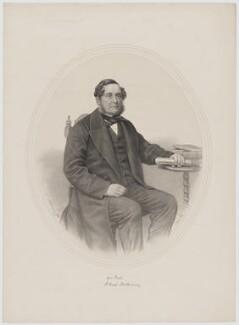 Unknown man, by George B. Black, after  Charles Richmond Pottinger - NPG D40689