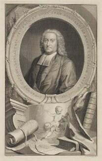 John Taylor, by Jacobus Houbraken, after  John Theodore Heins (Dietrich Heins) - NPG D40845