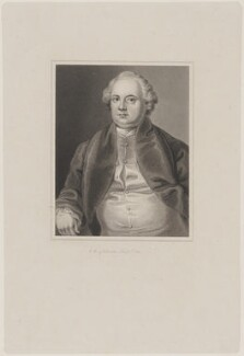 William Shenstone, by Francis Engleheart - NPG D40693