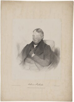 William Shepherd, by and published by James Dickson, printed by  M & N Hanhart - NPG D40695