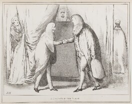 A Joinder in the Please, by John ('HB') Doyle, published by  Thomas McLean - NPG D40947