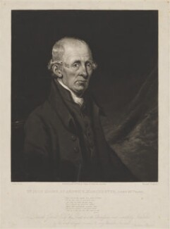John Shore, by William Barnard, published by and after  Thomas Henry Illidge - NPG D40712