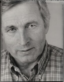 Jonathan Dimbleby, by David Partner - NPG x134807