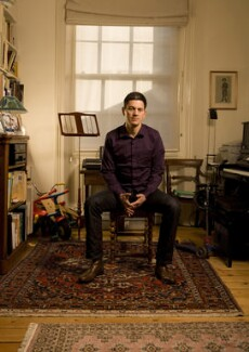 David Miliband, by Richard Saker, 24 November 2010 - NPG  - © Richard Saker