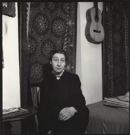 Helen Lessore, by Ida Kar - NPG x134813
