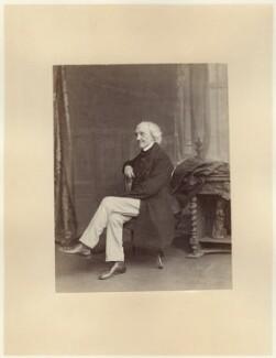 John Pye, by Ernest Edwards, published by  Lovell Reeve & Co - NPG x12776
