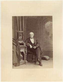 Forbes Benignus Winslow, by Ernest Edwards, published by  Lovell Reeve & Co - NPG x13938