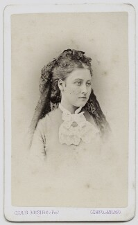 Princess Louise Caroline Alberta, Duchess of Argyll, by Giulio Rossi - NPG Ax46170