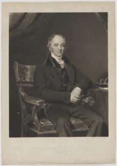 John Taylor, by and published by Charles Turner, after  Sir Thomas Lawrence - NPG D40849