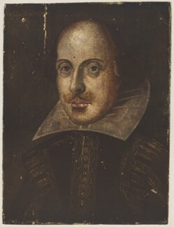 William Shakespeare, after Unknown English artist - NPG D41639