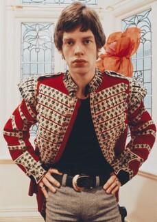 Mick Jagger, by Colin Jones - NPG x134829