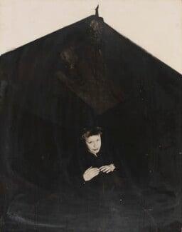 Erica Brausen, by Ida Kar - NPG x134852