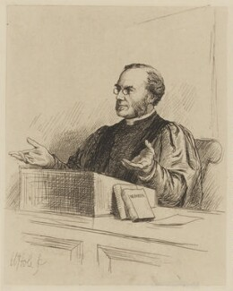 Malcolm Campbell Taylor, by William Brassey Hole - NPG D40853
