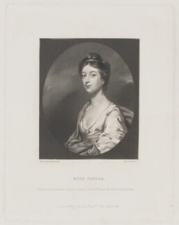 Susanna Taylor, by Charles Algernon Tomkins, published by  Henry Graves & Co, after  Sir Joshua Reynolds - NPG D40857