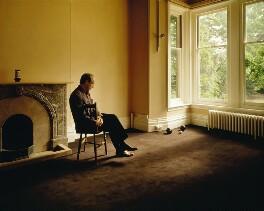 Brian Eno, by Denis Waugh - NPG x134839