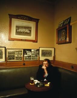 Ian Jack, by Denis Waugh, January 1983 - NPG x134847 - © Denis Waugh / National Portrait Gallery, London