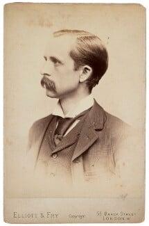 J.M. Barrie, by Elliott & Fry - NPG P1660