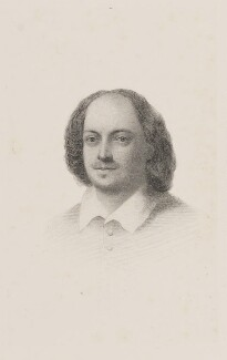 William Shakespeare, by Unknown artist - NPG D41654