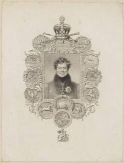 King George IV, after Sir Thomas Lawrence - NPG D38601