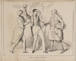 The Greek Papers, by John ('HB') Doyle, published by  Thomas McLean, published 30 June 1830 - NPG D41005 - © National Portrait Gallery, London