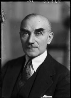 Sir (Percy) John Luxton Kelland, by Bassano Ltd - NPG x155206