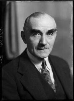 Sir (Percy) John Luxton Kelland, by Bassano Ltd, 13 January 1938 - NPG x155207 - © National Portrait Gallery, London