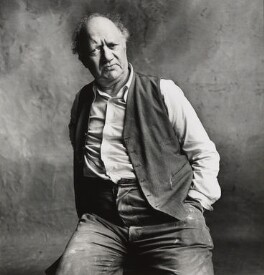 Jacob Epstein, by Irving Penn - NPG P1398