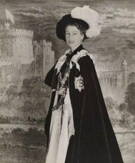 Queen Elizabeth II, by Cecil Beaton - NPG x134863