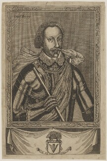 Sir Philip Sidney, after Renold or Reginold Elstrack (Elstracke) - NPG D41686
