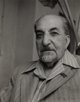 Avetik Sahak Isahakyan, by Ida Kar - NPG x134867