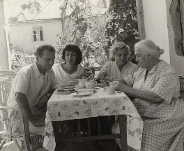 Artem Alikhanian; Ida Kar; Russian student of Science; Mrs Litvinoff, by Ida Kar, 1957 - NPG x134868 - © National Portrait Gallery, London