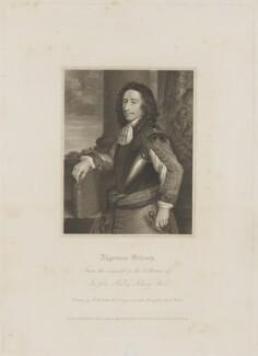 Algernon Sidney, by Charles Picart, published by  Lackington, Hughes, Harding, Mavor & Jones, published by  Longman, Hurst, Rees, Orme & Brown, after  Robert William Satchwell - NPG D41689