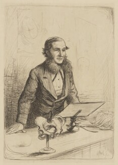 Sir Alexander Russell Simpson, by William Brassey Hole - NPG D41704