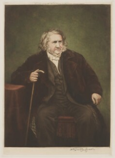 Sir James Young Simpson, 1st Bt, by Henry Scott Bridgwater, published by  Museum Galleries - NPG D41705