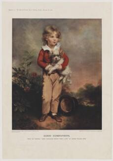 James Alexander Simpson, published by Illustrated London News, after  Arthur William Devis - NPG D41706