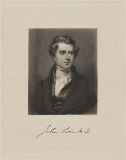 John Sims, by and published by David Lucas, after  Paul and Dominic Colnaghi & Co - NPG D41709