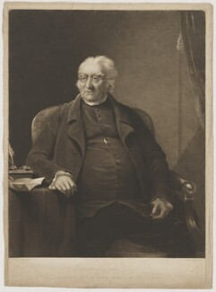 William Sims, by Charles Turner, published by  John Clay, after  James Lonsdale - NPG D41710