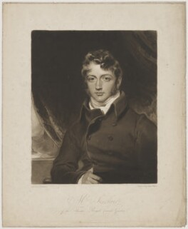 John Sinclair, by Henry Meyer, published by  R. Barnard, after  George Henry Harlow - NPG D41712